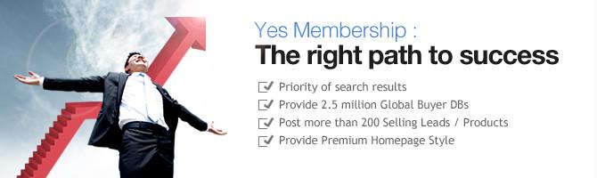 YES Premium Membership